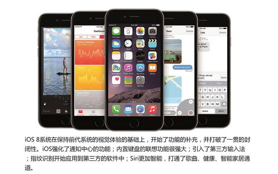 全新设计+屏幕/功能升级 iPhone 6体验