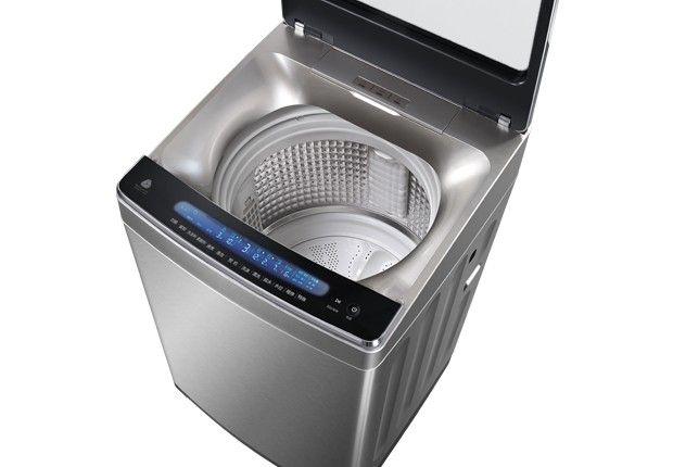 视频解析:海尔洗衣机如何把内桶洗干净?