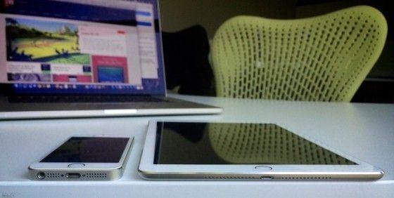科技早闻:第二代iPad Air谍照泄露