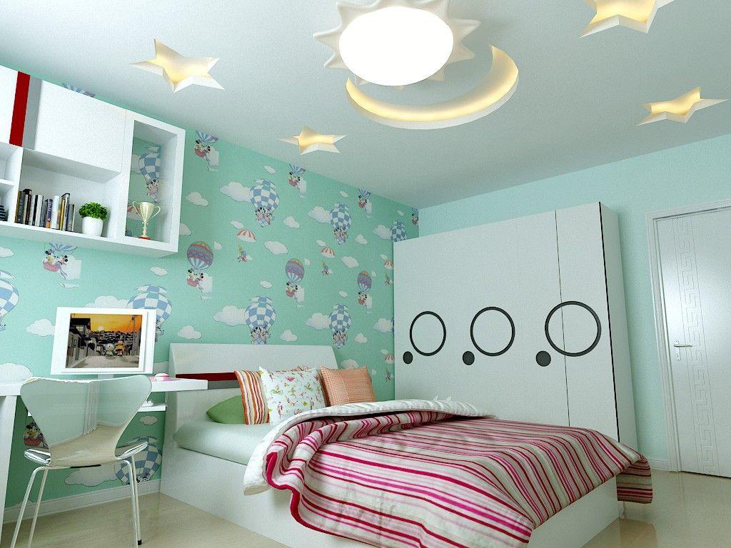 孩子的房間怎么裝修