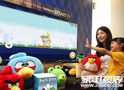 电视游戏成未来彩电行业销量增长新突破点