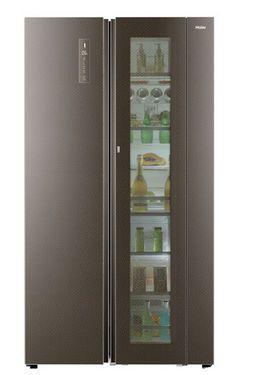 海尔博观智慧窗冰箱:绿色节能,以人为本