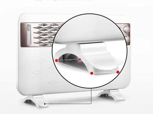 风轮散热强效防水 美的NDK22-15Q电暖器