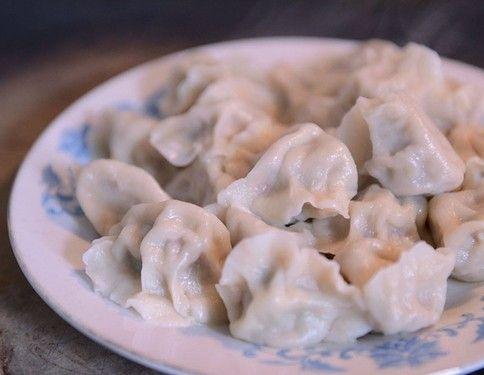 立冬习俗吃饺子 教你制作北方传统美食