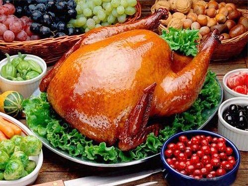 为什么餐桌上少不了火鸡?感恩节习俗解读