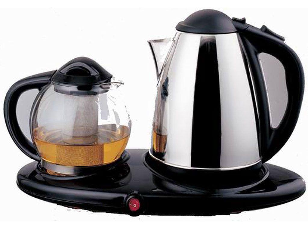 电热水壶烧水非常便捷图片