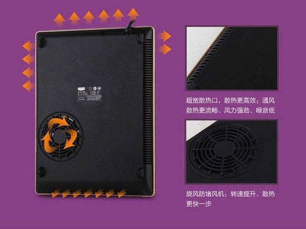 超薄机身灵敏触控 九阳C21-SH812电磁炉热卖