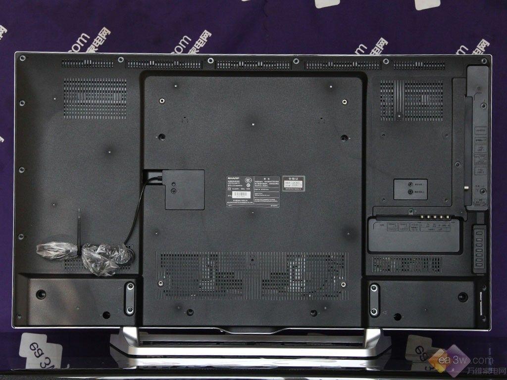 品鉴盈彩至臻完美 夏普LCD-46DS52A评测