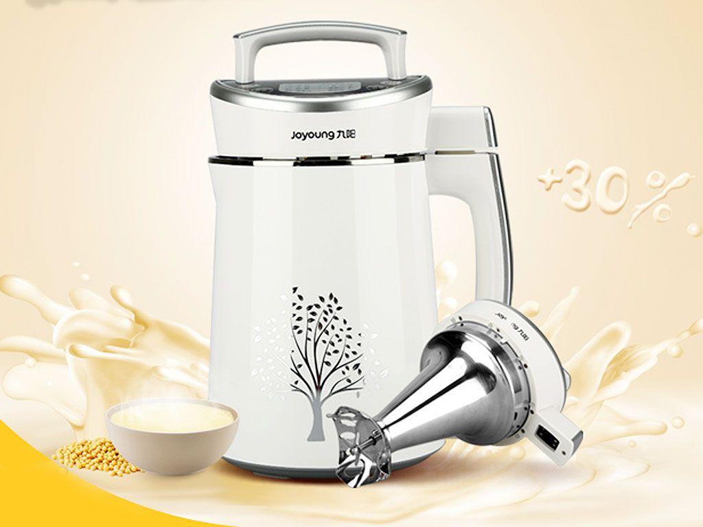 煮出香浓豆浆 九阳dj13b-d600sg豆浆机热卖