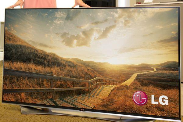 LG 4K超高清新品 CES打造震撼显示家族