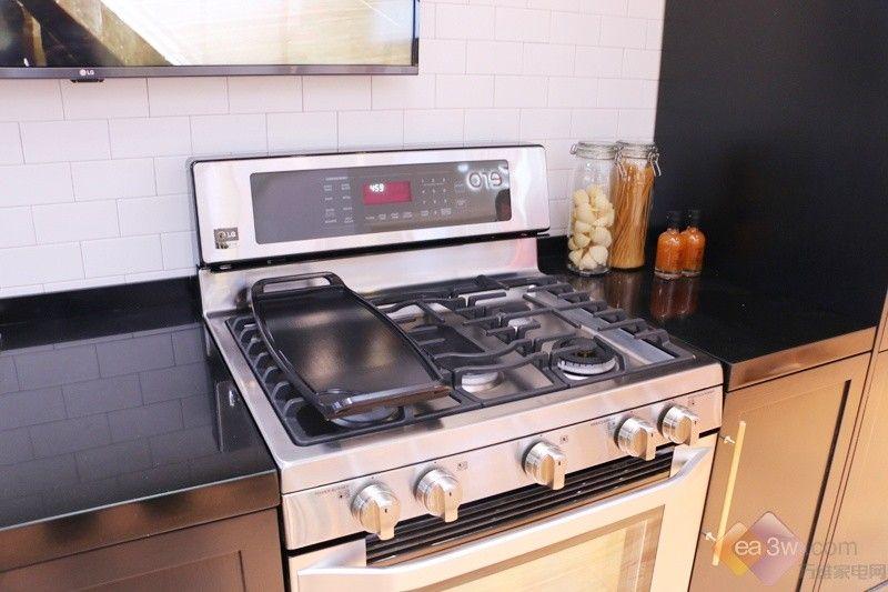 发力智能厨电 LG多款革命性产品曝光