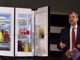 2015CES LG发布会:首款双门中门冰箱曝光