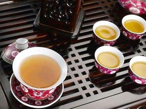 冬季干燥多喝茶 五款滋补养生茶推荐