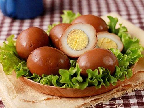 鸡蛋花样新吃法 教你做啤酒卤蛋