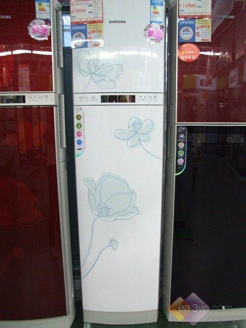 三星新品空调柜机图赏