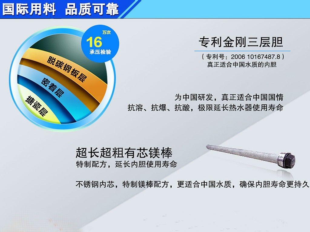 电脑版数码显示 海尔电热水器特惠