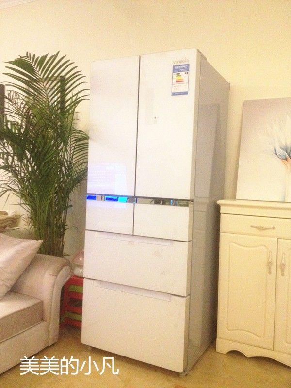 欧式冰箱柜图片