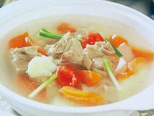 周末菜谱推荐:羊肉胡萝卜汤