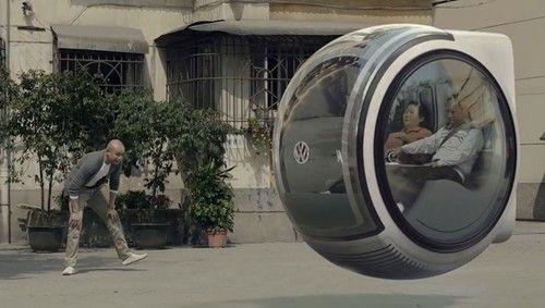 这些高大上的磁悬浮产品其实就在你身边