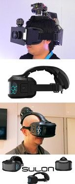 Sulon Cortex 智能头盔