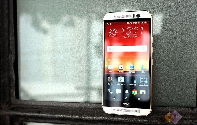 HTC One M9 预览:打磨更精细,新意略不足