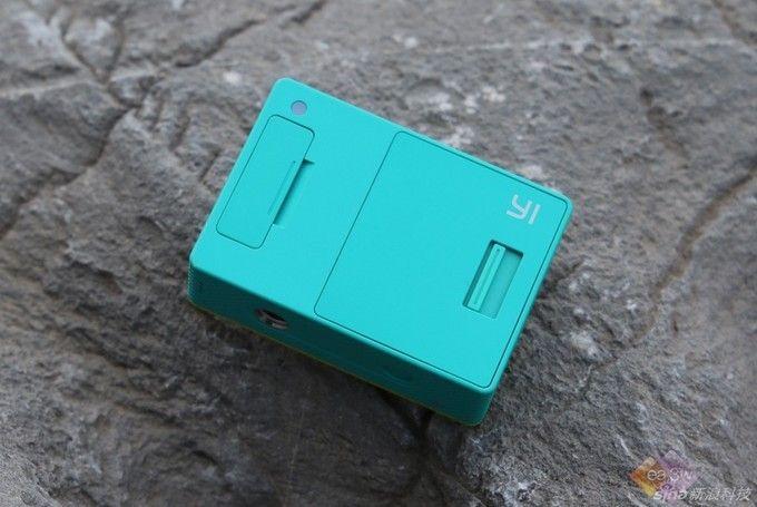 小蚁运动相机开箱图赏