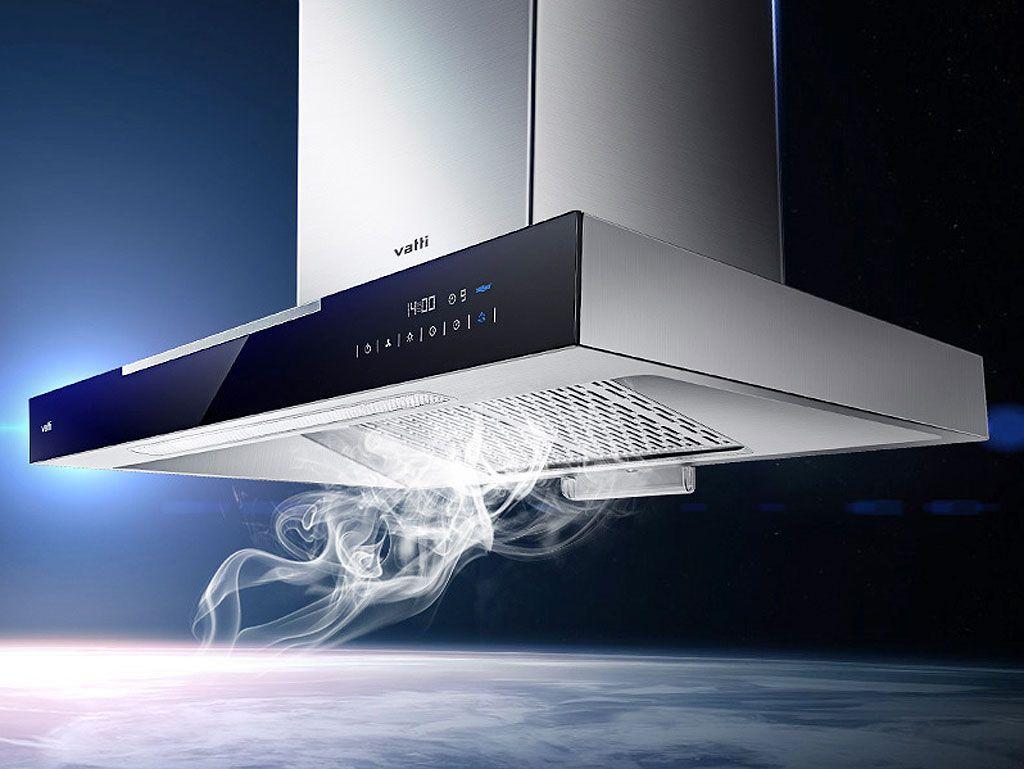 一键蒸汽热水洗 华帝极客g61吸油烟机图赏