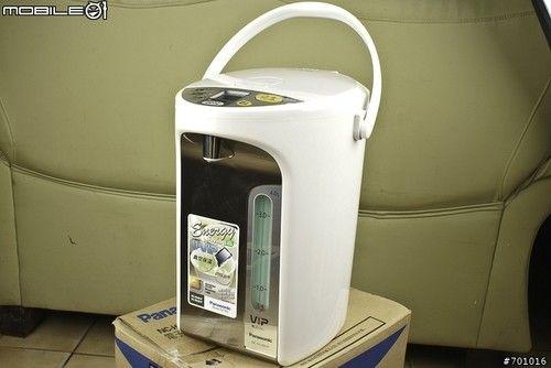 夏天也是泡茶天 松下热水瓶开箱试用