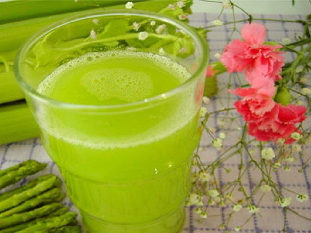 春季喝果汁为身体排毒 八种蔬菜水果汁推荐