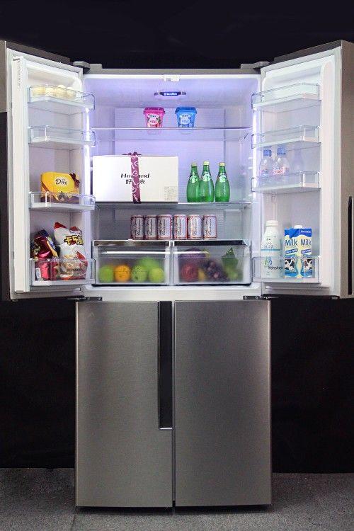 E评测:容声对开门冰箱真的能杀菌吗?