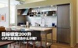 目标锁定200升 小户之家最适合什么冰箱?