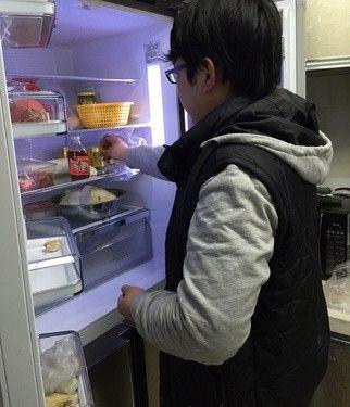 给孩子空间放零食 容声大容量多温区冰箱