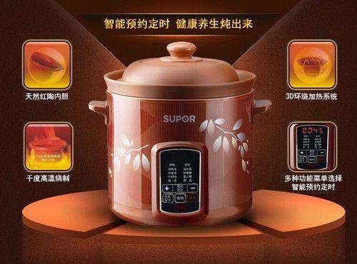 小众厨房电器:买电炖锅需要多少理由?