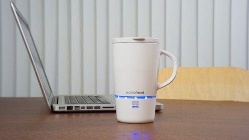 和热水壶时代说拜拜 Nano环保加热杯
