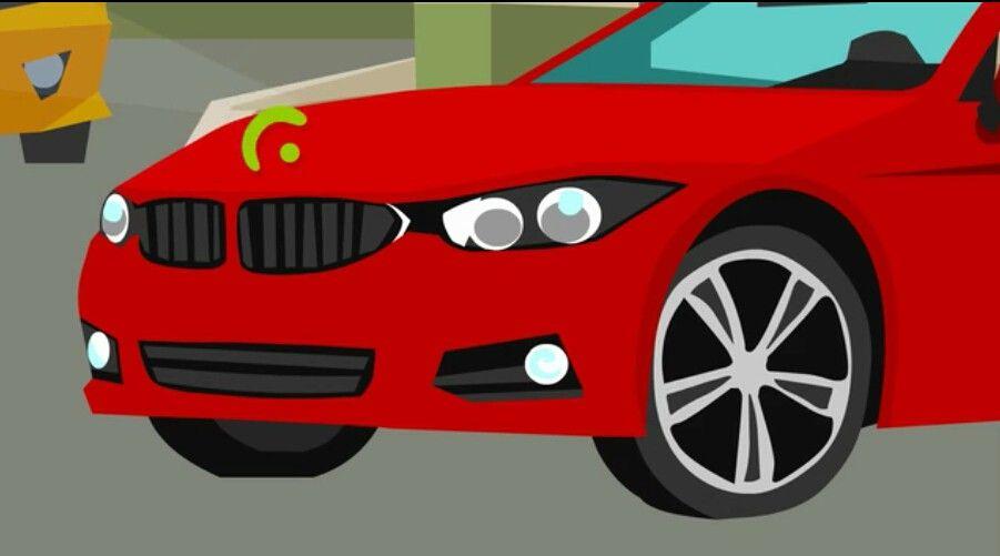 如果汽车会说话 mr.henry汽车智能喇叭