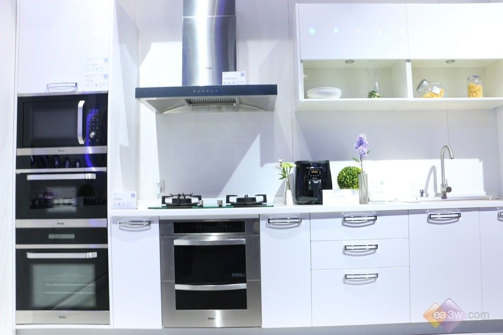 打造健康厨房生态圈 海尔展会新品曝光