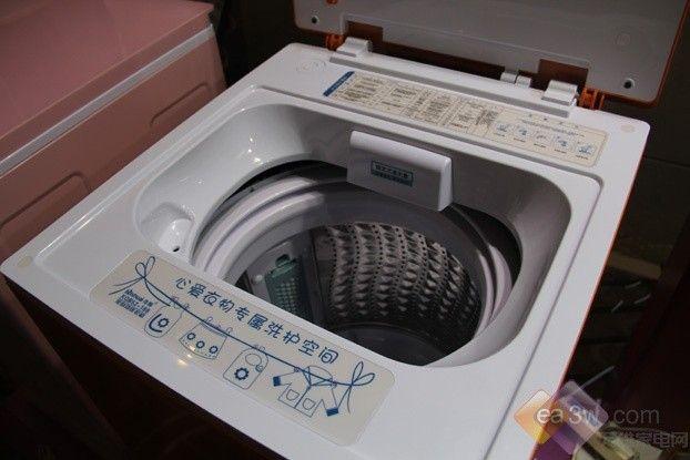 引入阿里智能系统 奇帅发力智能洗衣机