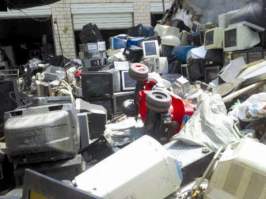 废旧家电作坊式回收不可取 流程待规范