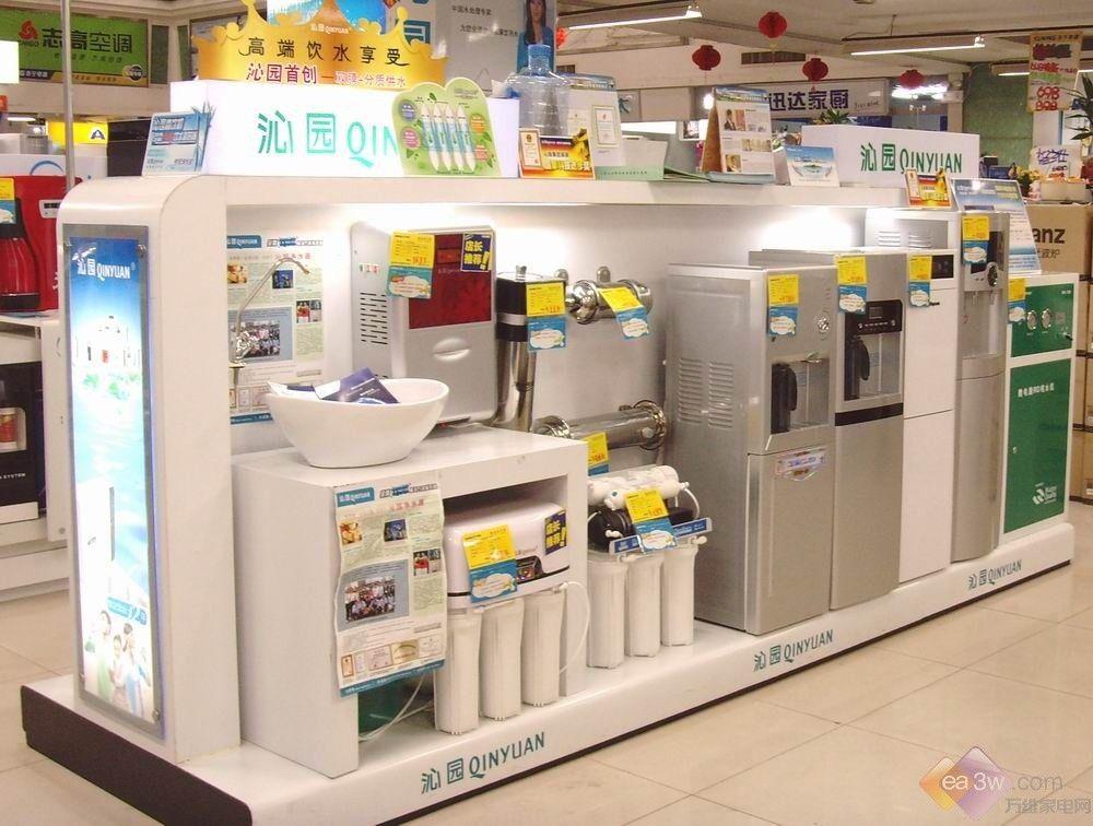 净水器投资虽热但品牌混杂 已达3000家
