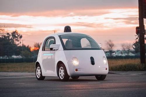 谷歌无人驾驶原型车即将在德州上路测试