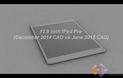 iPad Pro再曝光 或成苹果史上最好玩儿平板