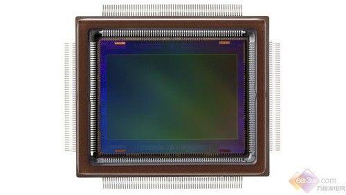 Canon 发布将近2.5 亿像素的感光元件