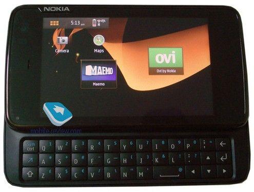 N97已过时 诺基亚Rover携Maemo 5驾临