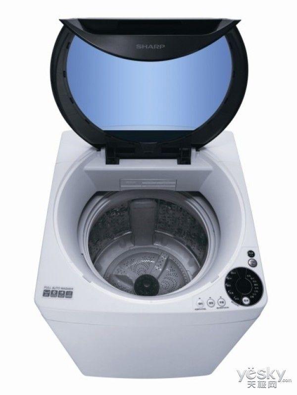 夏普洗衣机xqb46一6635电路图