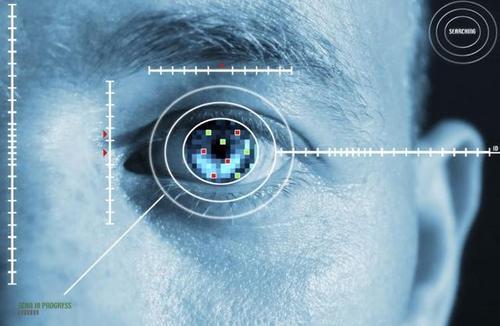 指纹识别过时 东芝发布全新虹膜扫描传感器
