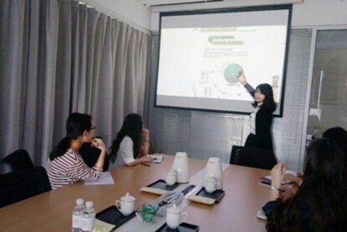 健康中国版图:青岛辣妈会议室开讲健康洗涤
