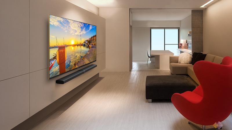 55英寸小米电视3发布 轻薄分体售价3999元
