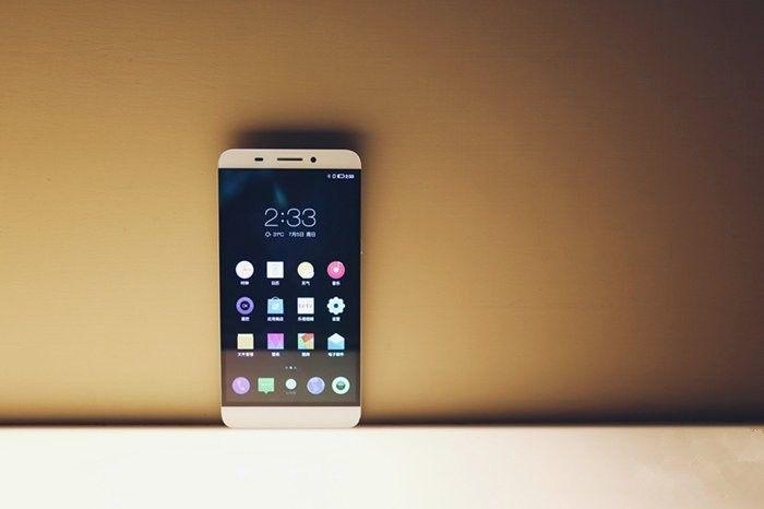 伪无边框设计 乐视手机1价格降至千元内