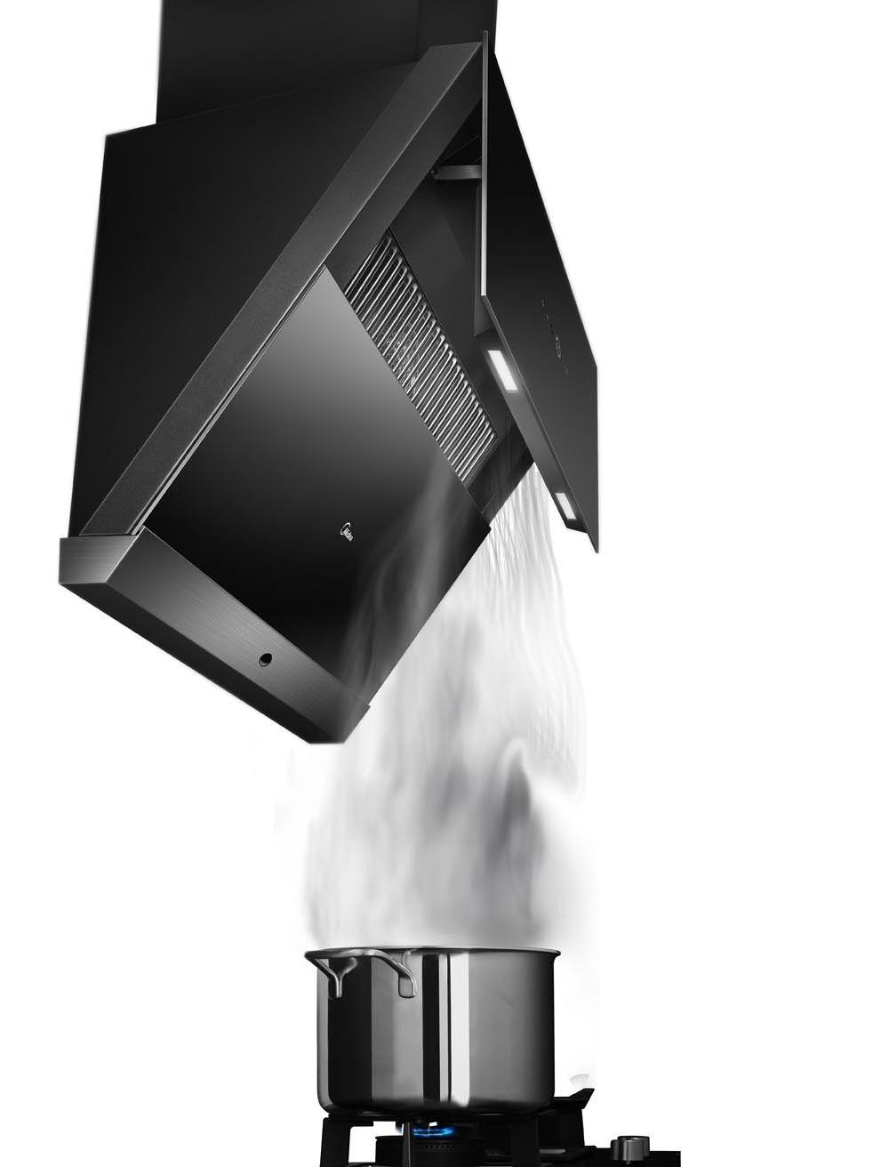 E评测:美的蒸汽洗油烟机天幕系列探秘