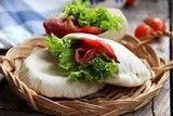 每日一道美食:地中海风情口袋面包皮塔饼